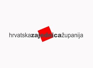 Hrvatska zajednica županija Logo - Tim4Pin partner