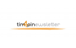TIM4PIN newsletter grafika
